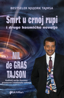 SMRT U CRNOJ RUPI - Nil de Gras Tajson